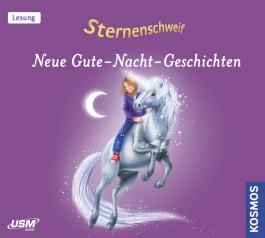 CD-Cover Sternenschweif - neue Gute-Nacht-Geschichten