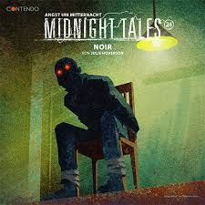 CD-Cover Midnight Tales - Folge 24 - Noir