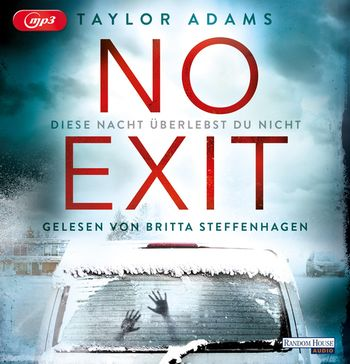 CD-Cover No Exit, Taylor Adams