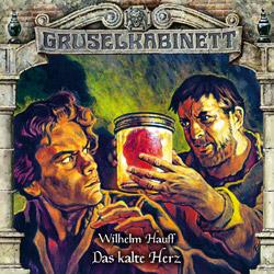 CD-Cover Gruselkabinett Folge 159 Das kalte Herz