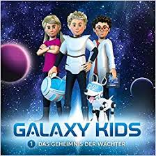 CD-Cover Galaxy Kids - Folge 1