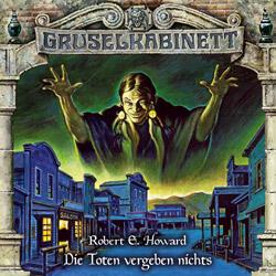 CD-Cover Gruselkabinett Folge 164