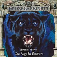 CD-Cover Gruselkabinett Folge 157 Das Auge des Panthers