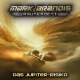 CD-Cover Mark Brandis Raumkadett 11 – Das Jupiter-Risiko