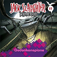CD Cover Jack Slaughter - Gedankenspione