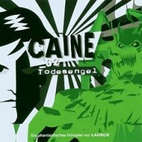 CD-Cover Caine - Todesengel