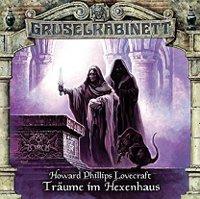 CD Cover Grusekabinett Träume im Hexenhaus