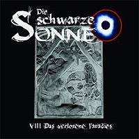 CD-Cover DIE SCHWARZE SONNE 8 Das verlorene Paradies