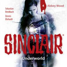 CD-Cover SINCLAIR Underworld - 4 - Abbey Wood