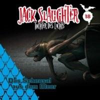 CD Cover Jack Slaughter - Das Scheusal aus dem Meer