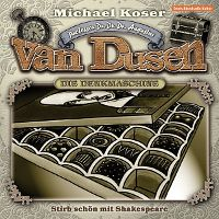 CD Cover Van Dusen 5