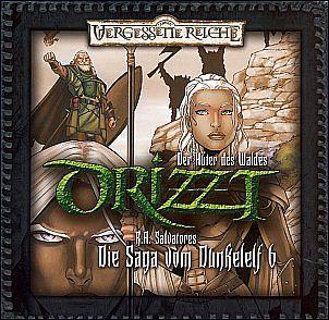 CD-Cover Drizzt - 6 – Der Hüter des Waldes (Hörspiel)