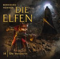CD-Cover Die Elfen - Die Verräterin