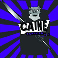 CD-Cover Caine - Torrkan