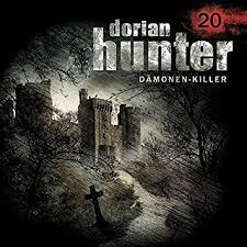 CD Cover Dorian Hunter 20