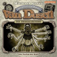 CD Cover Van Dusen 6