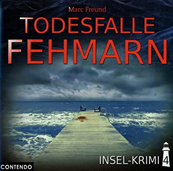 CD-Cover Todesfalle Fehmarn