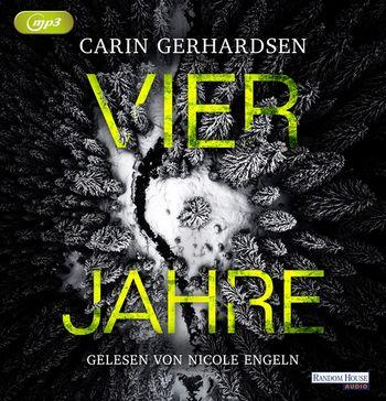 CD-Cover Vier Jahre, Carin Gerhardsen