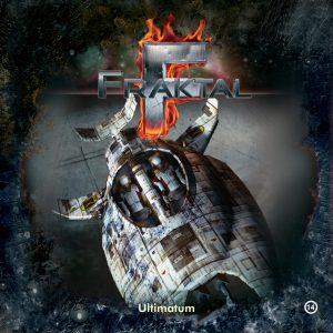 CD-Cover Fraktal - Folge 14 Ultimatum