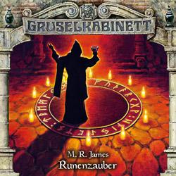 CD-Cover Gruselkabinett Folge 140 Runenzauber