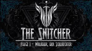 Snitcher Folge 1