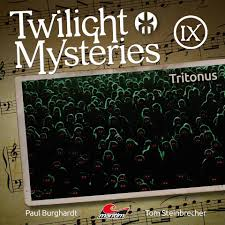 CD-Cover Twilight Mysteries Tritonus