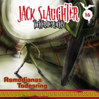 CD Cover Jack Slaughter - Asmodianas Todesring