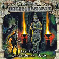 CD-Cover Gruselkabinett Folge 142 Das Zeichen der Bestie