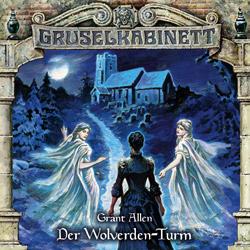 CD-Cover Gruselkabinett Folge 143 Der Wolverden-Turm