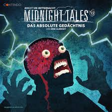 CD-Cover Midnight Tales - Folge 13 - Das absolute Gedächtnis