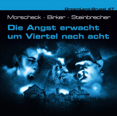 CD-Cover DreamLand-Grusel, Folge 47