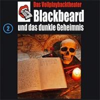 CD-Cover DAS VOLLPLAYBACKTHEATER Blackbeard und das dunkle Geheimnis