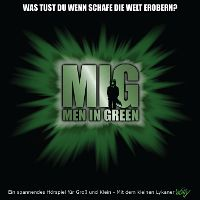 CD Cover Men in Green