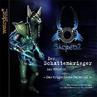 CD-Cover DER SCHATTENKRIEGER 2 – Das trügerische Paradies
