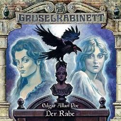 CD-Cover Gruselkabinett Folge 139 Der Rabe