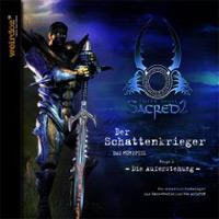 CD Cover Der Schattenkrieger 1