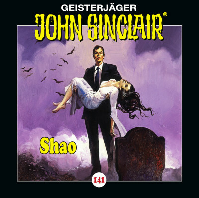 CD-Cover John Sinclair Edition 2000 - Folge 141 - Shao