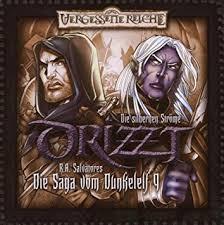 CD-Cover Drizzt - 9 – Die silbernen Ströme (Hörspiel)