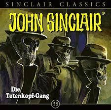 CD-Cover John Sinclair Classics - Folge 38 - Die Totenkopf-Gang