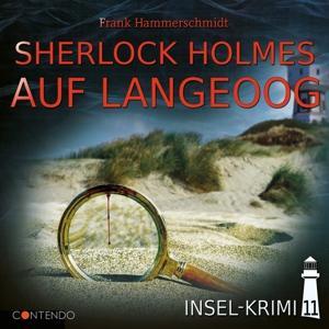 CD-Cover Sherlock Holmes auf Langeoog