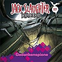 CD-Cover Jack Slaughter - Gedankenspione