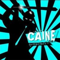 CD-Cover Caine - Dunkelheit