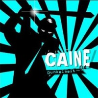 CD-Cover Caine - Dunkelheit