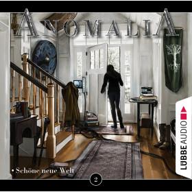CD-Cover Anomalia Folge 2