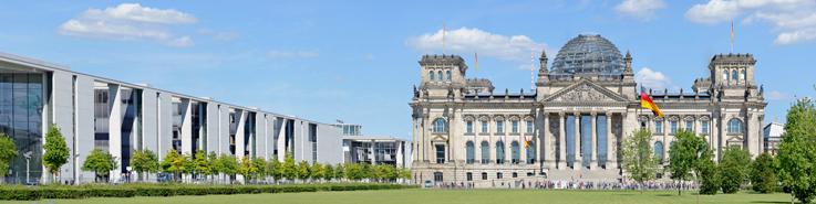 Deutscher Bundestag (Foto: fotolia)