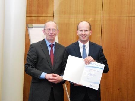 Hans-Ulrich Liebern (links) und André Busshuven (rechts)