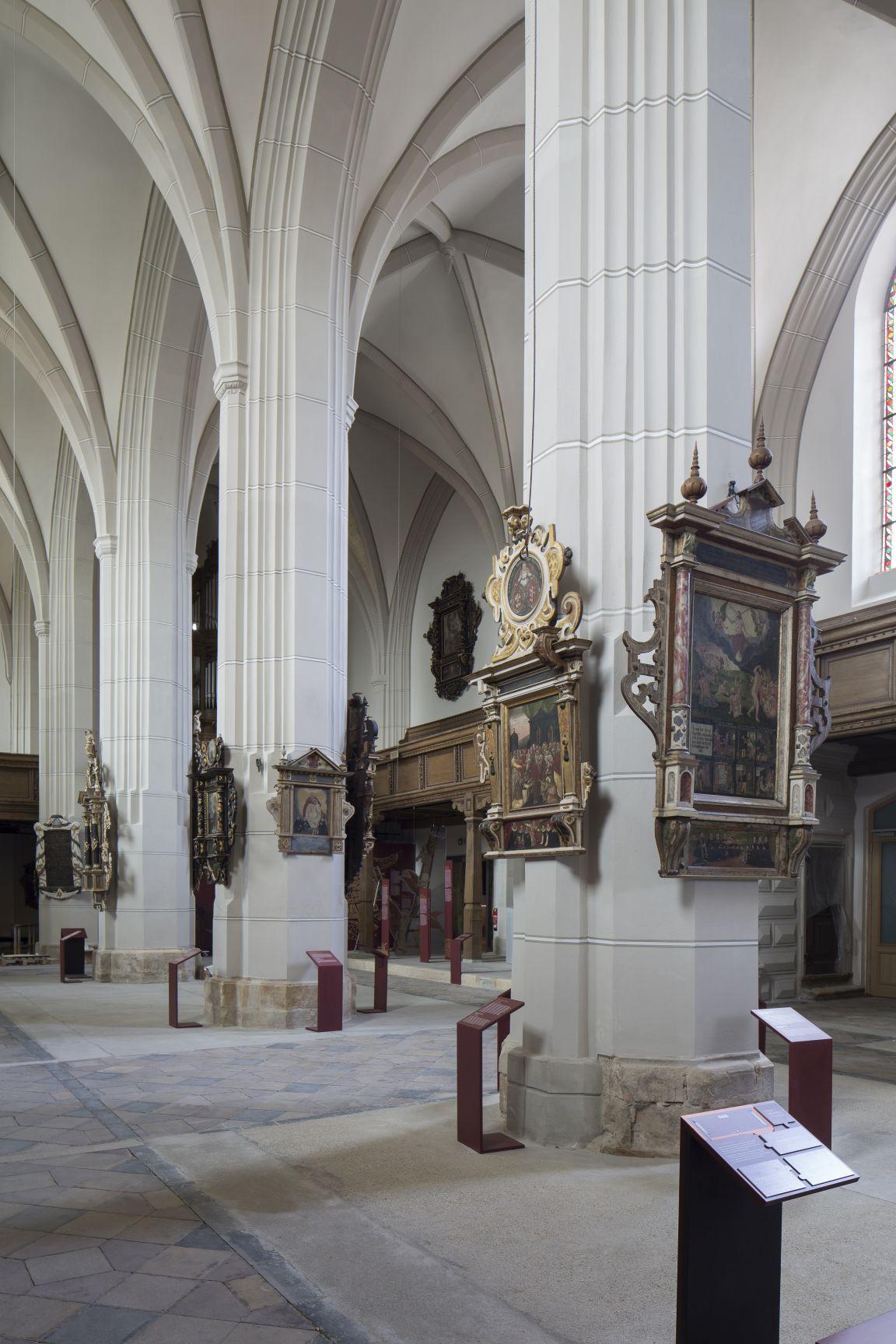 Klosterkirche Zittau, Bild: J.Matschie