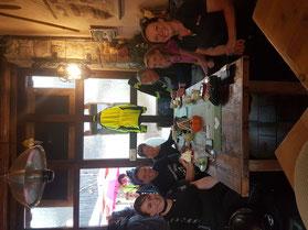 Rückblick: Café-Racer-Tour der Damen am 11.09.2021