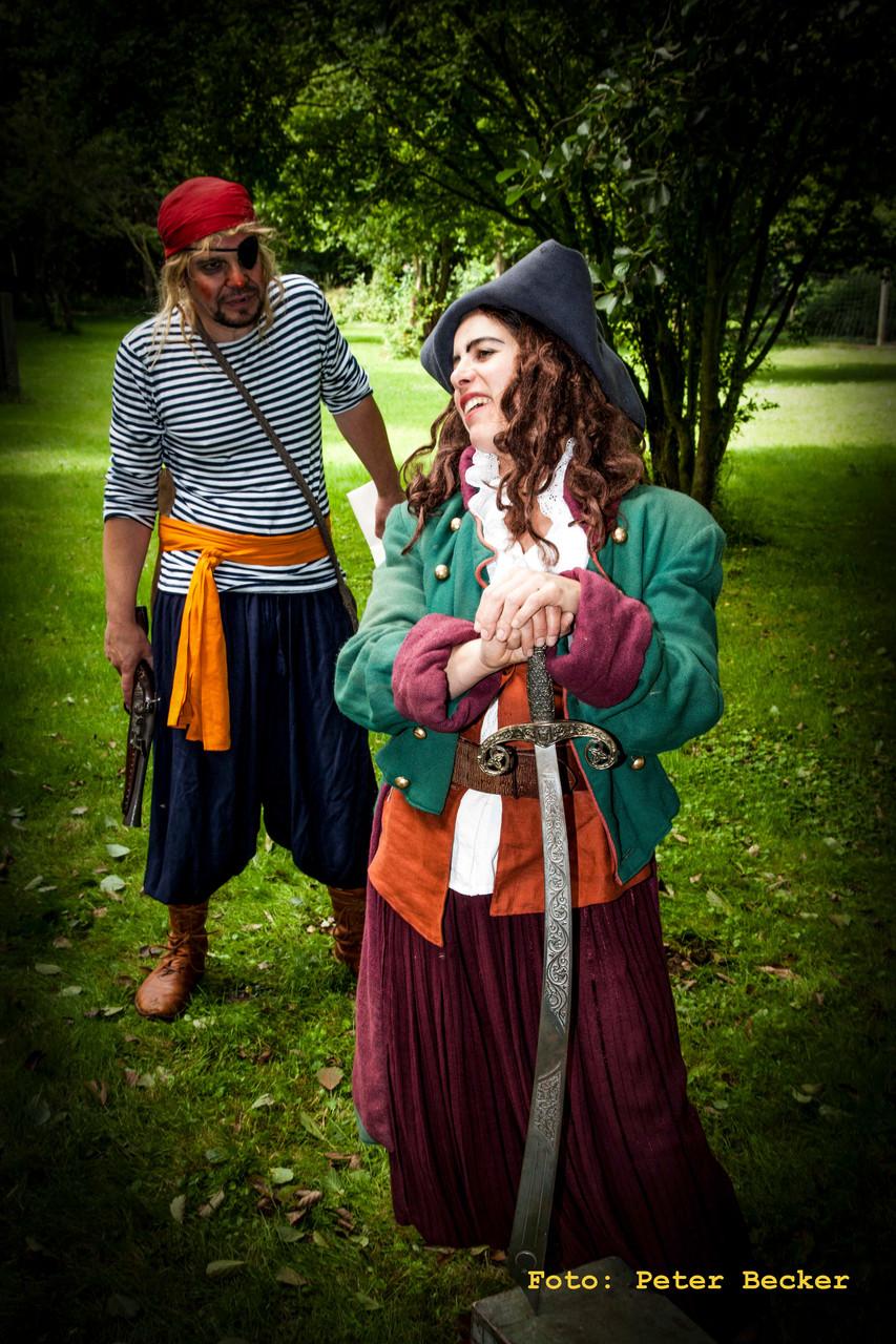 Piraten im Spreewald - Jack und Merry Flintinskorn