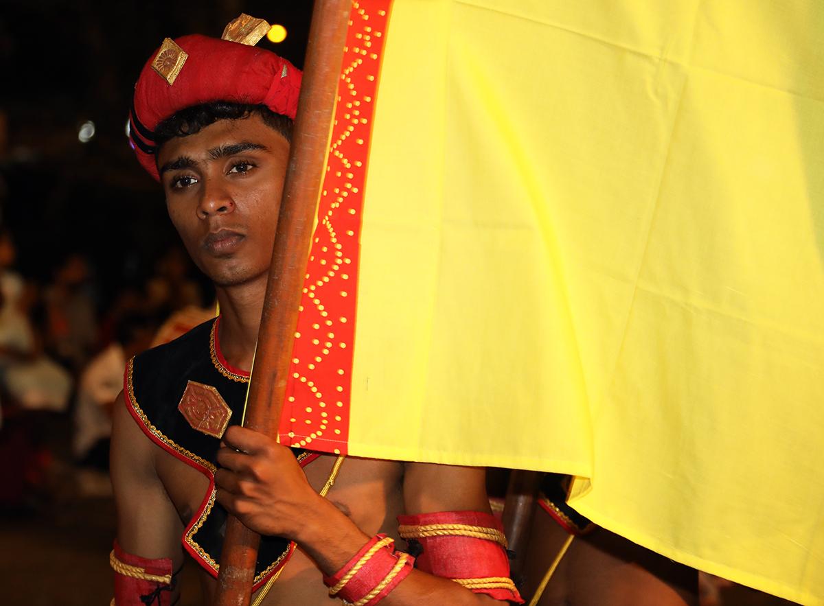 Festival Esara Pehareha in Colombo